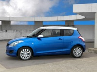 Photo 4 Essai Suzuki Swift 1.3 DDiS 75 So Color et Little Marcel 2012
