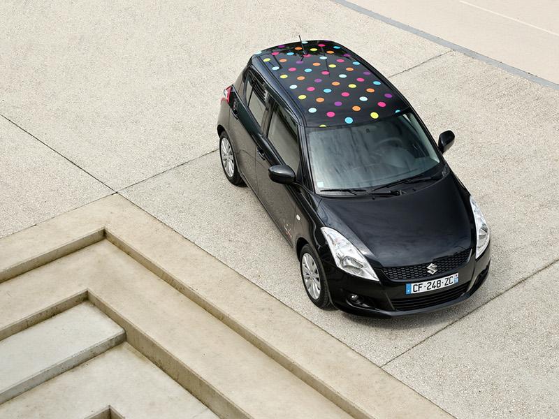 Essai Suzuki Swift 1.3 DDiS 75 So Color et Little Marcel 2012 par Jean-Michel Lainé