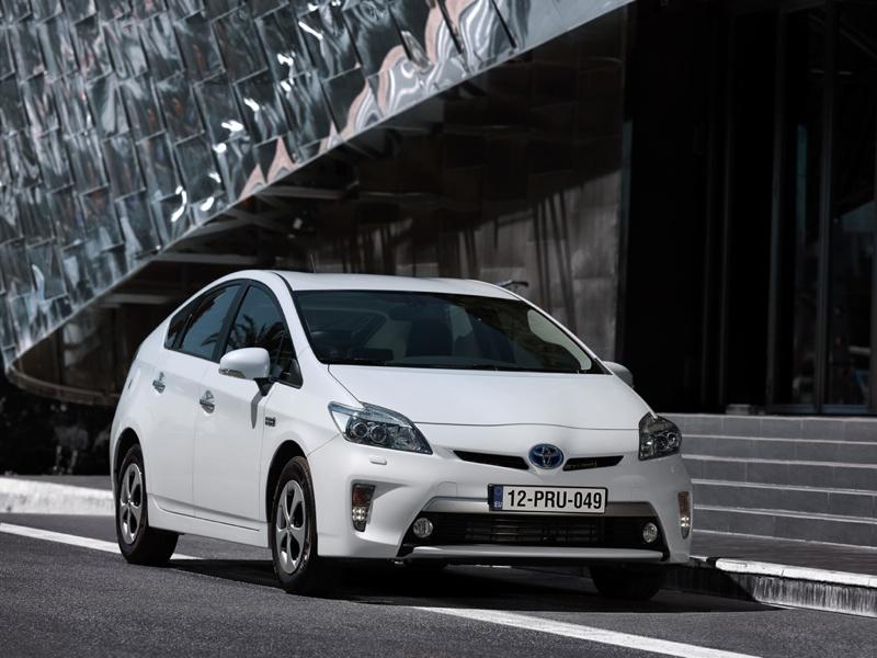 Essai Toyota Prius rechargeable 2012 par Jean-Michel Lainé