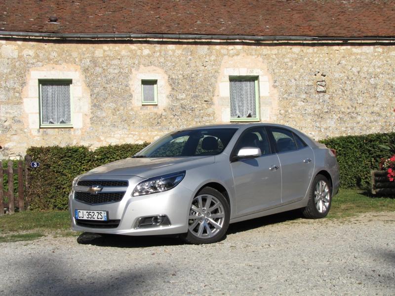 Essai Chevrolet Malibu 2.0 VCDI 160 2012 par Jean-Michel Lainé