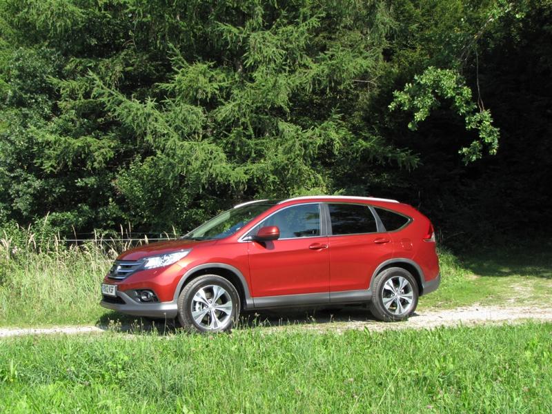 Essai Honda CRV 2.2 i-DTEC 150 2013 par Jean-Michel Lainé