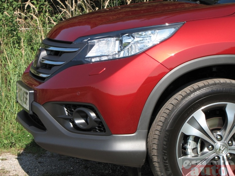 Photo Honda CRV 2.2 i-DTEC 150 modèle 2013