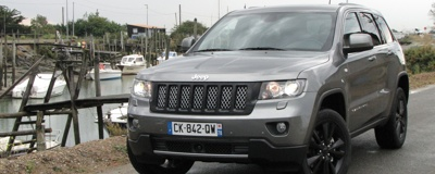Essai Jeep Grand Cherokee S-Limited 2012