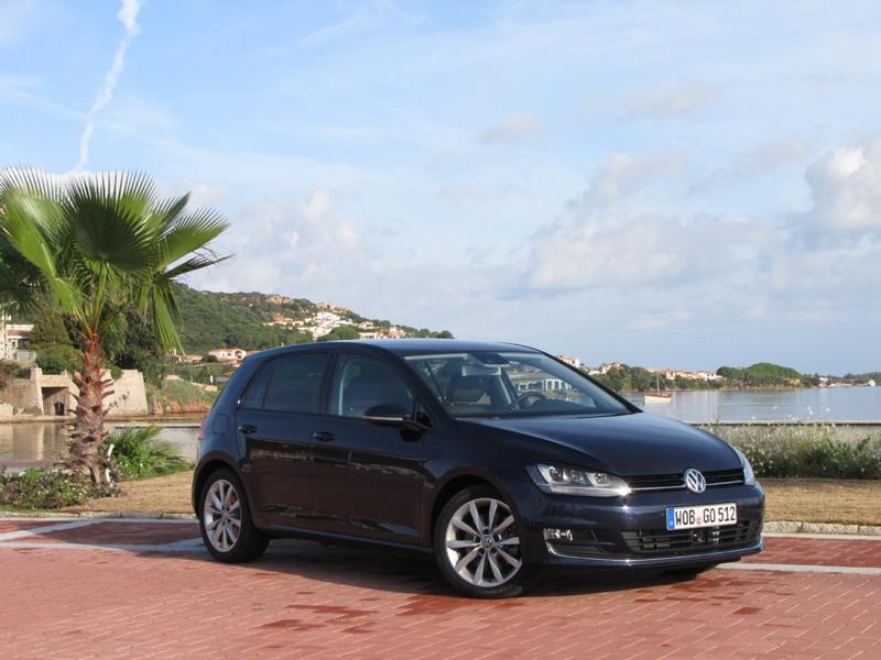 Essai Volkswagen Golf 2.0 TDI 150 & 1.4 TSI 140 ACT 2013 par Jean-Michel Lainé