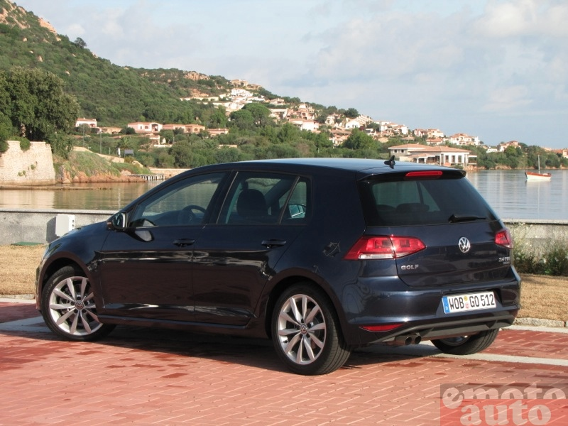 Photo Volkswagen Golf 2.0 TDI 150 & 1.4 TSI 140 ACT modèle 2013