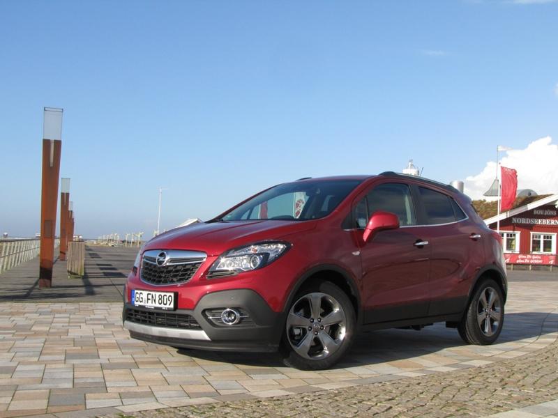 Essai Opel Mokka 1.4 Turbo 4x4 2013 par Jean-Michel Lainé