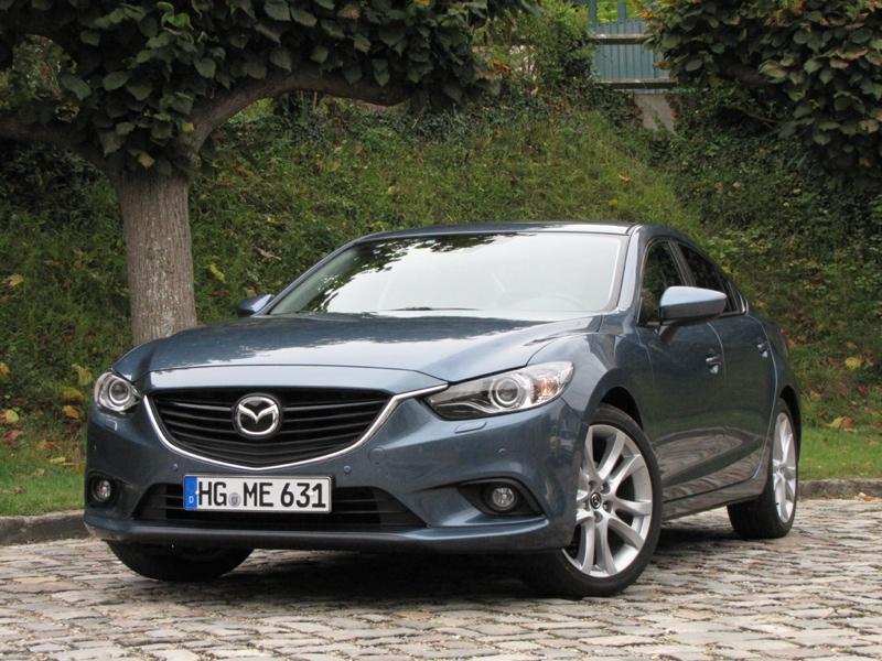 Essai Mazda Mazda6 Skyactiv-G 2.5 2013 par Jean-Michel Lainé
