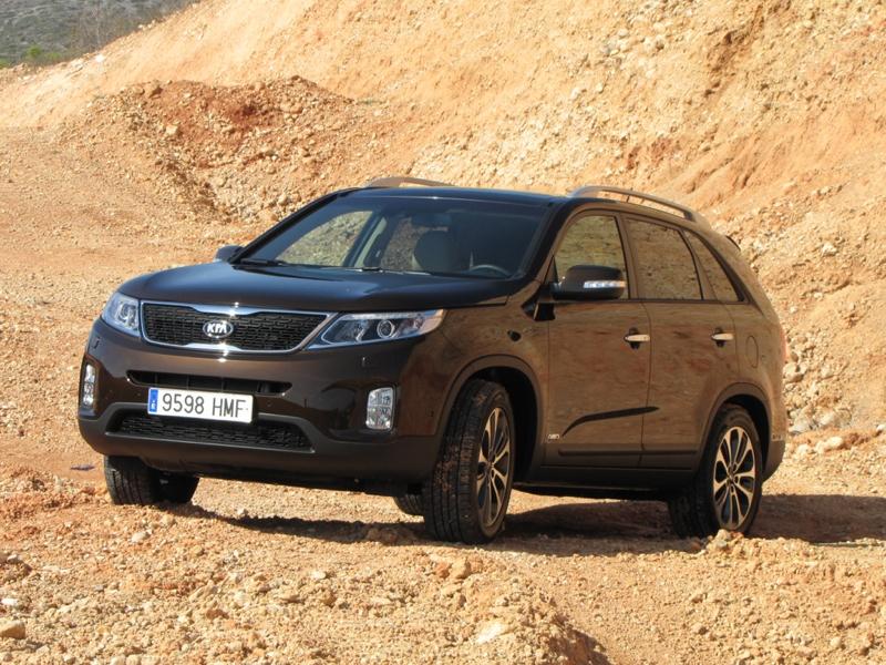 Essai Kia Sorento 2.2 CRDi 197 4WD 2012 par Jean-Michel Lainé