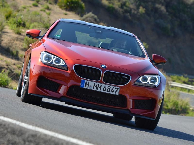 Essai BMW M6 2012 par Jean-Michel Lainé