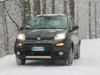 Photo 2 Essai Fiat Panda 4x4 1.3 Multijet 75 2013