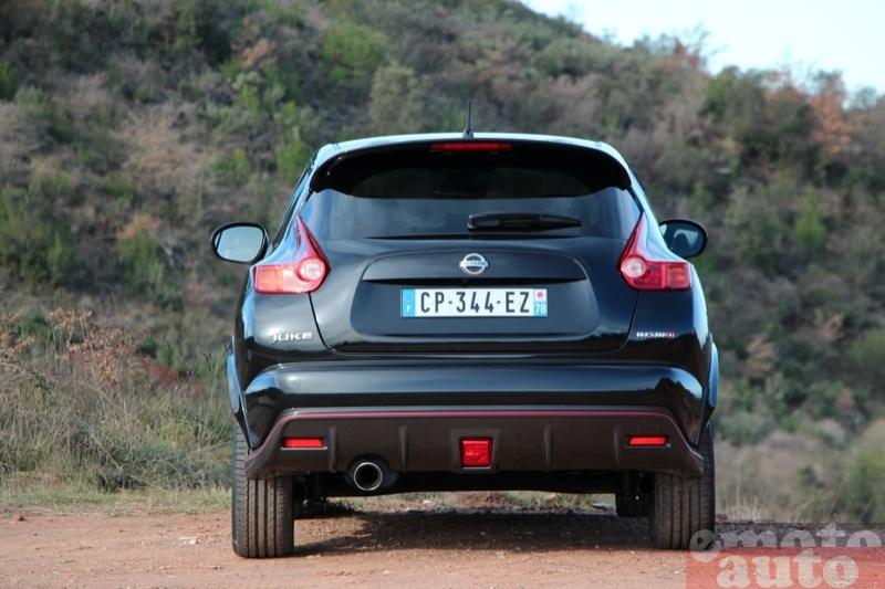 Photo Nissan Juke Nismo modèle 2013