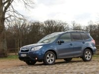 Photo 15 Essai Subaru Forester 2.0D 147 2013