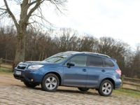 Photo 16 Essai Subaru Forester 2.0D 147 2013