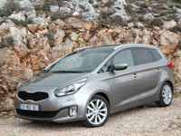 Photo 1 Essai Kia Carens 1.7 CRDi 136 2013
