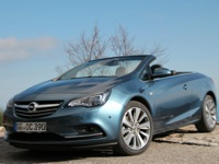 Photo 5 Essai Opel Cascada 2013