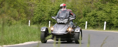 Essai Can-Am Spyder ST SM5 2013