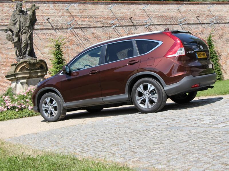 Essai Honda CRV 1.6 i-DTEC 120 2013 par Jean-Michel Lainé