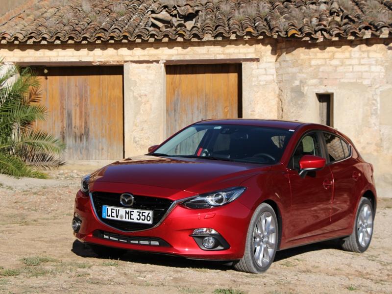 Essai Mazda Mazda3 2.2 Skyactiv-D 150 2014 par Jean-Michel Lainé