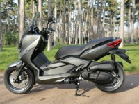 Photo 3 Essai Yamaha X-Max 125 2014