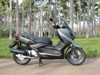 Photo 14 Essai Yamaha X-Max 125 2014