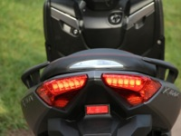 Photo 15 Essai Yamaha X-Max 125 2014