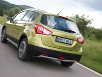 Photo 1 Essai Suzuki SX4 S-Cross 1.6 DDiS 120 4x4 2014