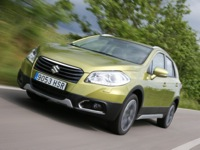 Photo 2 Essai Suzuki SX4 S-Cross 1.6 DDiS 120 4x4 2014