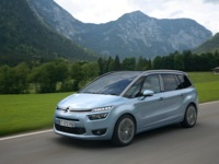 Photo 14 Essai Citroën Grand C4 Picasso 2.0 BlueHDi 150 BA6 2014