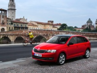 Photo 1 Essai Skoda Rapid Spaceback 1.6 TDi 105 BM5 2014