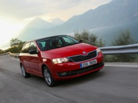 Photo 5 Essai Skoda Rapid Spaceback 1.6 TDi 105 BM5 2014