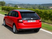Photo 6 Essai Skoda Rapid Spaceback 1.6 TDi 105 BM5 2014