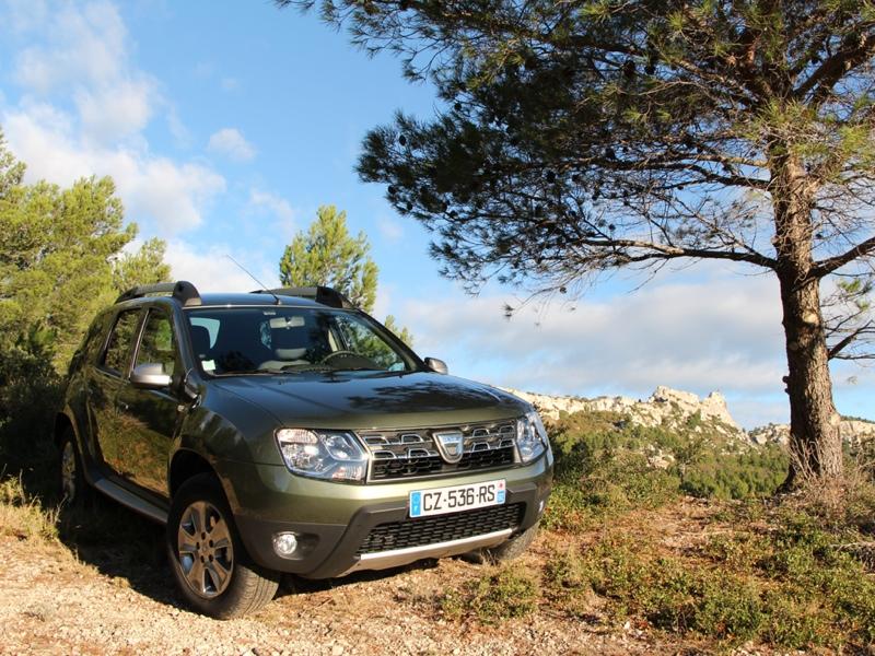 Essai Dacia Duster 1.5 dCi 110 4x4 2014 par Jean-Michel Lainé