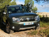 Photo 1 Essai Dacia Duster 1.5 dCi 110 4x4 2014