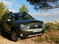 Photo 2 Essai Dacia Duster 1.5 dCi 110 4x4 2014
