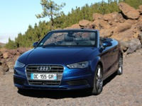 Photo 1 Essai Audi A3 cabriolet 2.0 TDI 150 2014