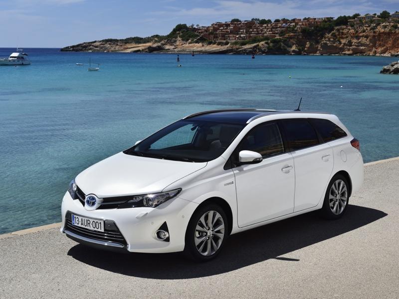 Essai Toyota Auris Hybride Touring Sports 2014 par Jean-Michel Lainé