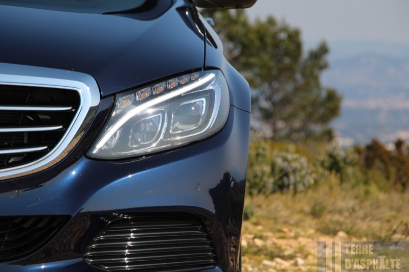 Photo Mercedes C250 BlueTec modèle 2014