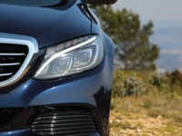 Photo 1 Essai Mercedes C250 BlueTec 2014