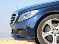 Photo 3 Essai Mercedes C250 BlueTec 2014