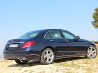 Photo 5 Essai Mercedes C250 BlueTec 2014