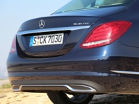 Photo 6 Essai Mercedes C250 BlueTec 2014
