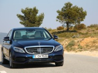 Photo 9 Essai Mercedes C250 BlueTec 2014