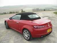 Photo 4 Essai Alfa-Romeo Spider V6 3.2 JTS 2007