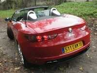 Photo 13 Essai Alfa-Romeo Spider V6 3.2 JTS 2007