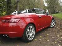 Photo 31 Essai Alfa-Romeo Spider V6 3.2 JTS 2007