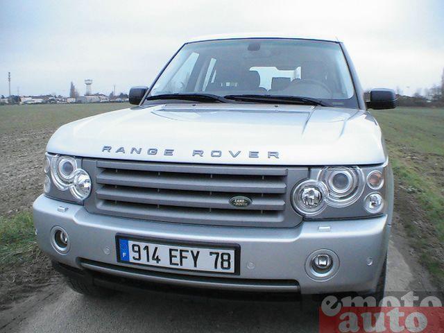 Essai LandRover Range Rover TDV8 Vogue 2008 par Jean-Michel Lainé