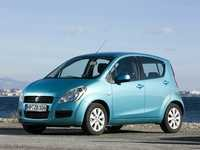 Photo 2 Essai Suzuki Splash 1.2 GLS 2008
