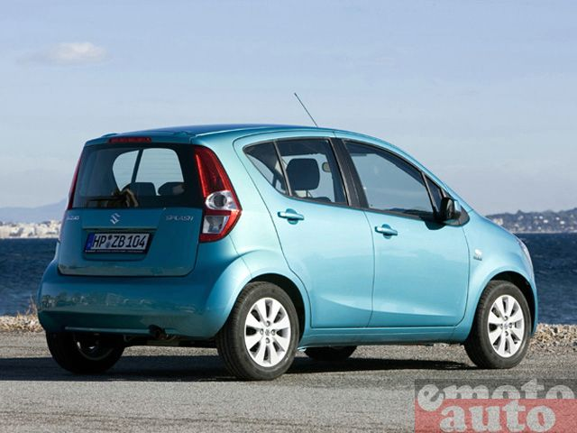 Photo Suzuki Splash 1.2 GLS modèle 2008