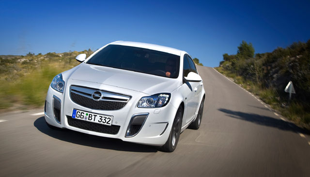 opel insignia opc opel performance cars