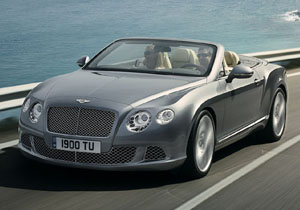 iaa bentley continental gtc